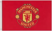 Official Licensed Manchester United F.C - Flag (CC)
