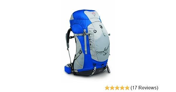 4ce1329a1705 Amazon.com   Osprey Ace 48 Backpack (Blue Yonder)   Internal Frame Backpacks    Sports   Outdoors