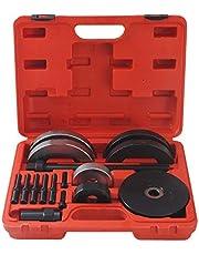 DiLiBee Juego de cambio de cojinetes de rueda 72 mm, extractor de montaje para Au