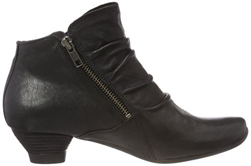 Think Boots 383267 09 Kombi Black Ankle Aida Women's Sz wIE6Irq