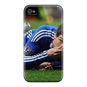 Awesome Chelsea Fc Fernando Torres Football Star Flip Cases With Fashion Design For Iphone 6plus