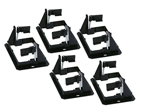 (iMBAPrice Low Voltage 1 Gang Mounting Bracket for Banana Wall Plate (5 Pack) )
