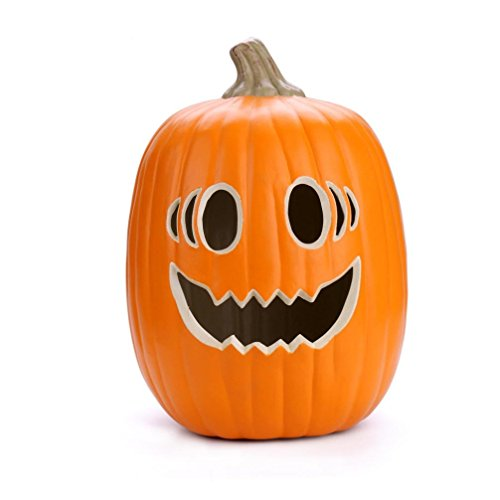 [Halloween Pumpkin, Anxinke Lantern Light Hanging Halloween Props Pumpkin, Halloween Decoration Hard Plastic Lamp Pumpkin] (Hanging Halloween Props)