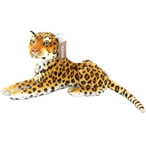 JESONN Stuffed Animals Toys Cheetah Spotted Leopard Plush (13.5 ()