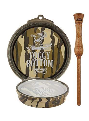Primos Hunting Foggy Bottom Frictionite Turkey Pot Call