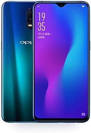 OPPO R17 青い
