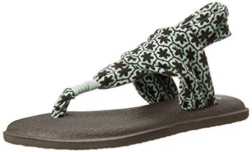 Sanuk Femmes Yoga Sling 2 Flip Flop Coquille Doeuf