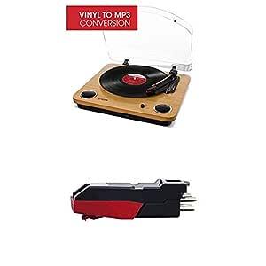 ION Audio Air LP Wood y CZ-800-10: Amazon.es: Electrónica