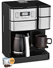 Cuisinart SS-GB1C Coffee Center® GRIND & BREW PLUS (12-cup Carafe and Single serve)