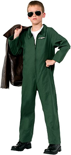 Forum Novelties Air Force Jumpsuit Costume, Large