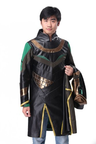 Hallo (Loki Costume Dress)