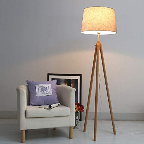 Amazon.com: XQY Home Floor Lamp, Floor-Standing Reading Led ...