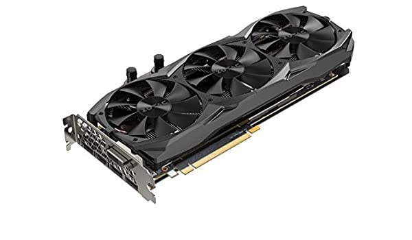 ZOTAC GeForce Titan X Arctic Storm 12 GB GDDR5 384b: Amazon ...