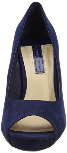 Dorothy Perkins Women's Corinna Closed-Toe Heels Blue (Navy) FqkzMqJyD