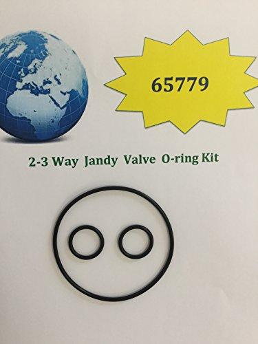(Jandy 3 Way Valve O-Ring Kit O-515-KIT-9 Replacement)