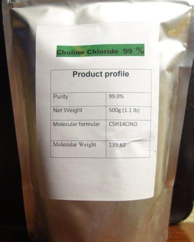 Image of HiMedia GRM6824-500G Choline Chloride, Extra Pure, 500 g ( Bottled
