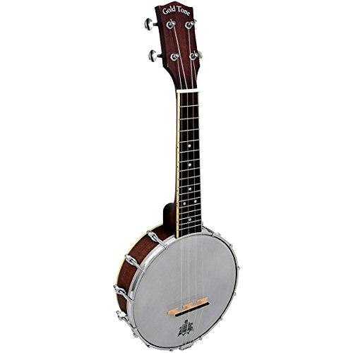 - Gold Tone BUS Soprano Banjo Ukulele (Vintage Brown)