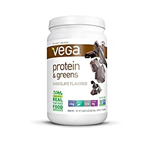 Vega Protein and Greens MD Powder, Chocolate, 21.8 Ounce