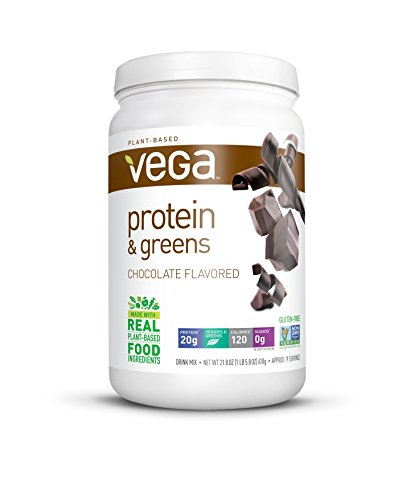 Vega Protein Greens Powder Chocolate product image