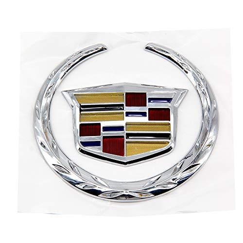 - Guzetop Chrome Wreath Crest 4