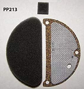 BIDONG Filter Kit PP213 (HA3014) for Reddy, Desa, All-Pro, Remington, Master, Knipco, All-Pro, Dayton and Many More.