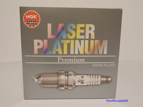 NGK 2978 Laser Platinum Premium Spark Plugs BKR6EP-11 - 4 PCS - Plug Premium Platinum Spark