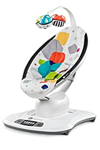 4moms 2015 mamaRoo Baby Swing, Multi Plush