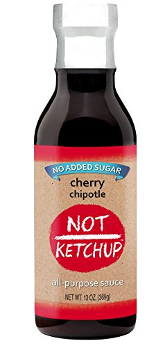 (Cherry Chipotle Paleo BBQ Sauce (13 oz Bottle))