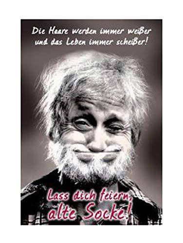 Depesche 8155 016 Gluckwunschkarte Undercover Mit Lustigem Motiv