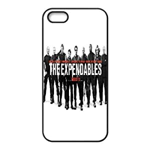 Rjuu The Expendables iPhone 4 4s Cell Phone Case Black