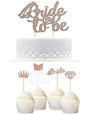 Akryl Happy Birthday Cake topper, 6 stycken födelsedag Happy Birthday kök dekoration för födelsedagsfest dekoration 25PACK