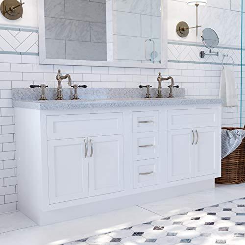 Inset Shaker Vanity Cabinet (60
