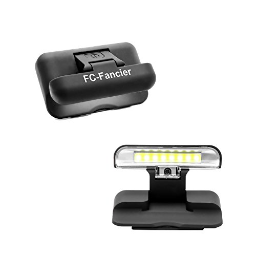 Price comparison product image Kindle Book Light, FC-Fancier LED Reading Light, Book Light for Kindle, Books and E-Readers