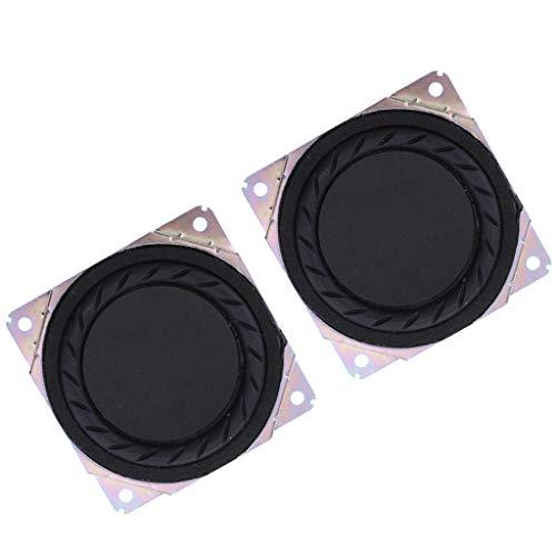 Shiwaki オーディオ ウーファー 低音スピーカー 交換用 3インチ 20W 2ピースの商品画像