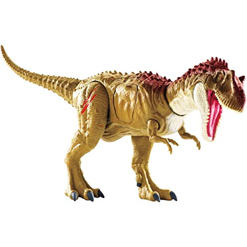 Jurassic World Battle Damage Albertosaurus 14-inch Dinosaur Action Figure