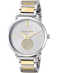 Michael Kors Women's Quartz Stainless Steel Casual Watch, Color:Silver-Toned (Model: MK3679)