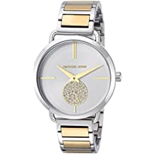 Michael Kors Women's Quartz Stainless Steel Casual Watch, Color:Silver-Toned (Model: MK3679
