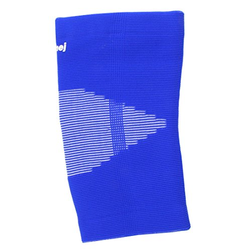 uxcell Striped Elastic Sleeve Support