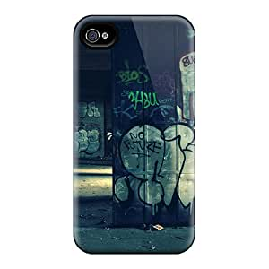 Brand New 6 Defender Cases For Iphone (warehouse Graffiti)