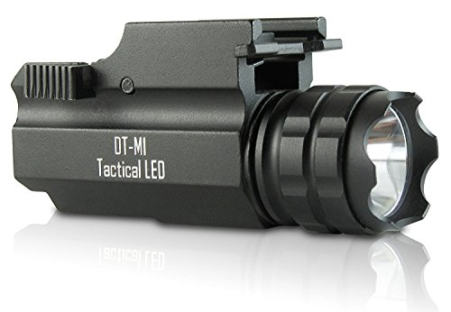 Led Gun Light With Laser - 5