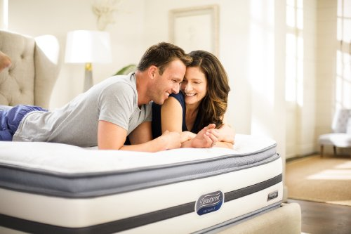 Beautyrest Recharge Montano Luxury Firm Mattress, King