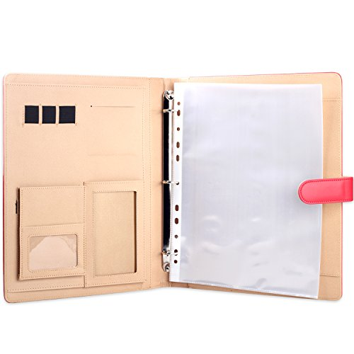 plinrise high grade multifunction letter size padfolio