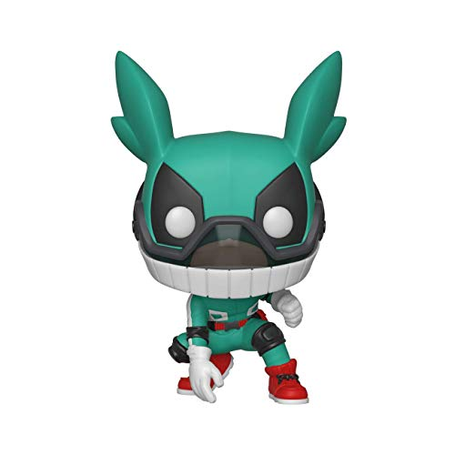 Pop! Figura De Vinil Animation My Hero Academia - Deku w/Helmet
