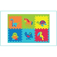 Funjoy Animals Birds - Dino, Horse, Tortoise, Penguin, Hen and Toucan