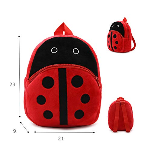 Amazon.com: Girls Boys Cute Plush School Backpacks Unicorn Kindergarten 3D Cartoon School Bags Children Animal Bag Infantes Mochila 2-4 Yellow: Kitchen & ...