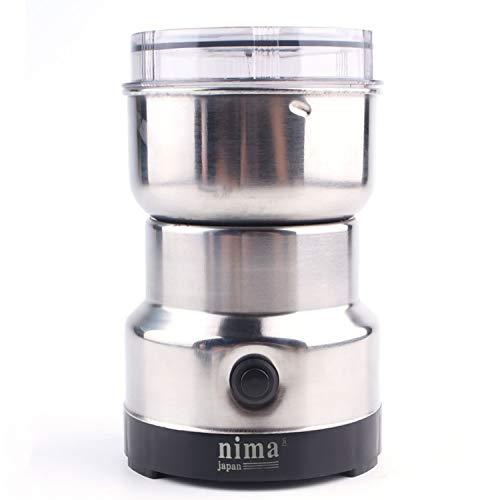Premium 220V Electric Stainless SteelHousehold Grinding Milling Machine Coffee Bean Grinder Home Tool For Seed Nut