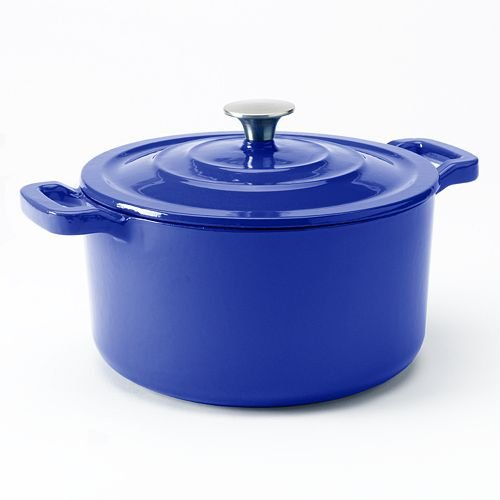 Food Network Enameled Cast Iron 5.5qt Dutch Oven