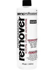 Onyx Professional 100% Acetone Nail Polish Remover Removes...
