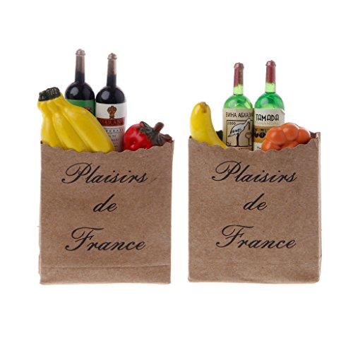 [해외]SimpleLife 크리에이티브 프랑스 바람 와인 병 나무 냉장고 자석 맥주 식품점 냉장고 / Simplelife Creative France wind wine bottle wooden fridge magnet beer grocery store Fridge