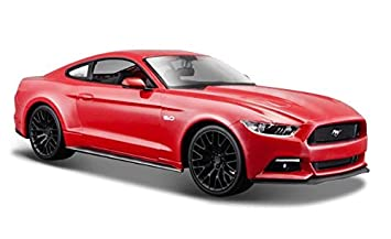 amazon com maisto 2015 ford mustang die cast vehicle 1 24 scale
